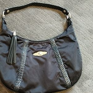 Elliott Lucca black hobo bag/purse,EUC